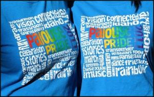 Palouse Pride 2011 t-shirts