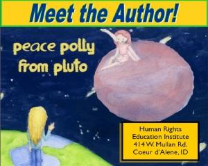 Peace Polly Author
